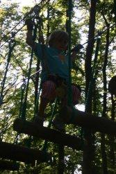Ausflug Rügen mit Kind Kletterwald Rügen