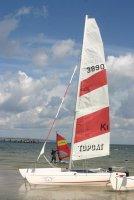 Ostseebad Binz Aktivstrand Wassersport