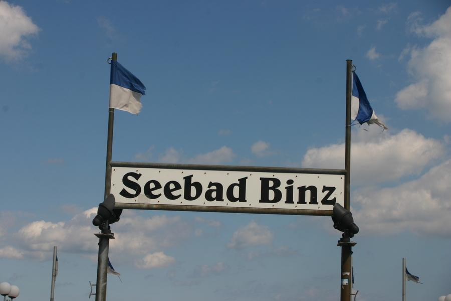 Ostseebad Binz Seebrücke