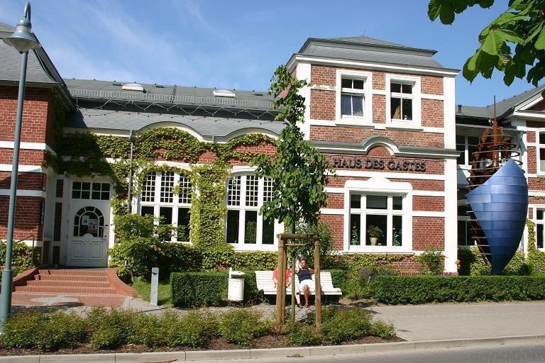 Ostseebad Binz Haus des Gastes