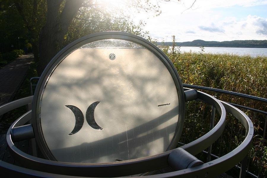 Ostseebad Binz Schmachter See Park der Sinne