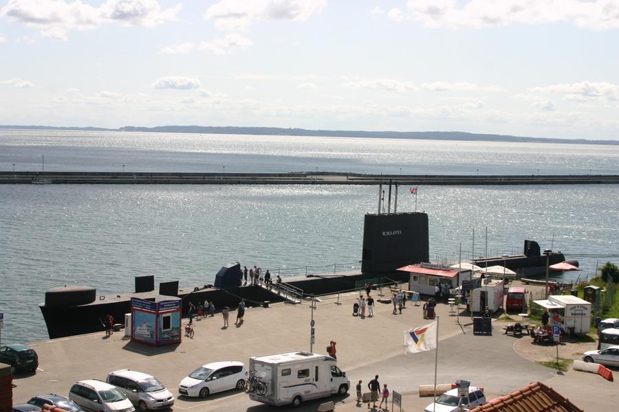 U-Boot Sassnitz Museum