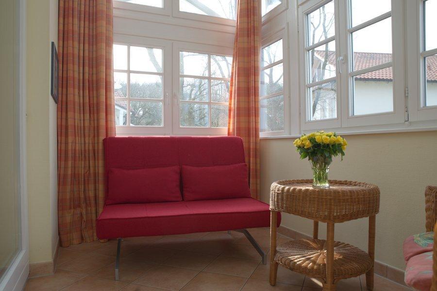 Wintergarten als Schlafzimmer