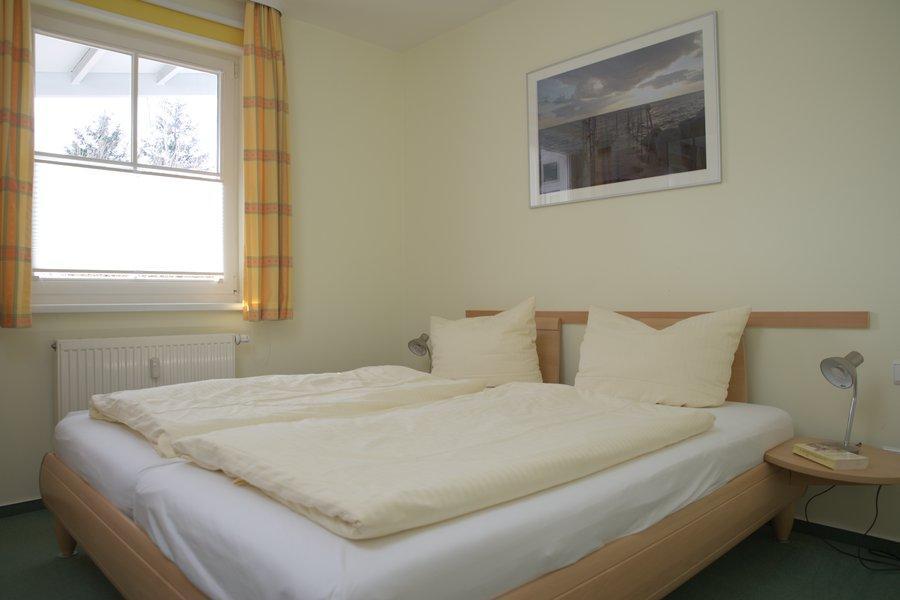 Ferienwohnung Binz 2 Schlafzimmer Doppelbett