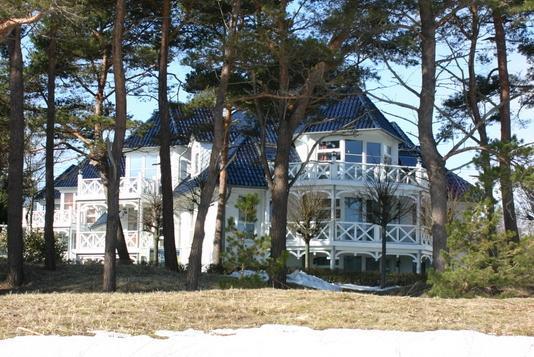 Haus Strelasund Binz Strandpromenade 2 Schlafzimmer