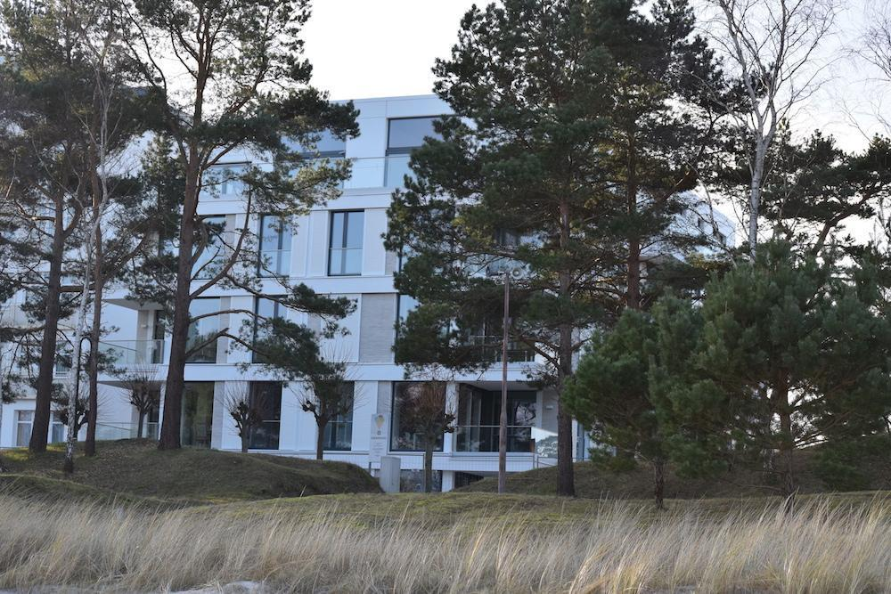 Villa Vogue Binz Strandpromenade