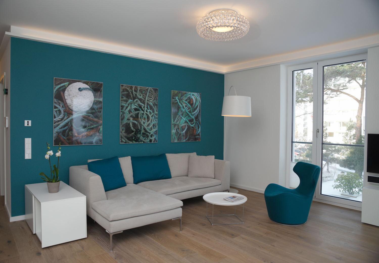 Villa Vogue Sofa mit Meerblick
