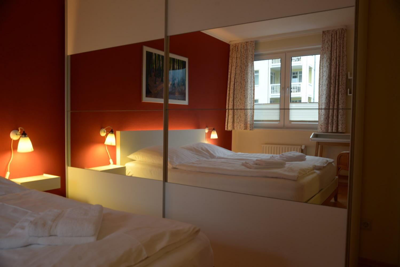 Ferienwohnung Binz Mit 2 Schlafzimmern Und Fur 4 Personen